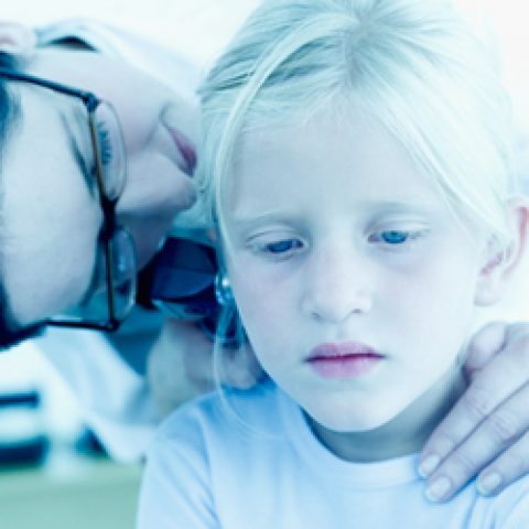 Ear infections may be common, but they're not normal.